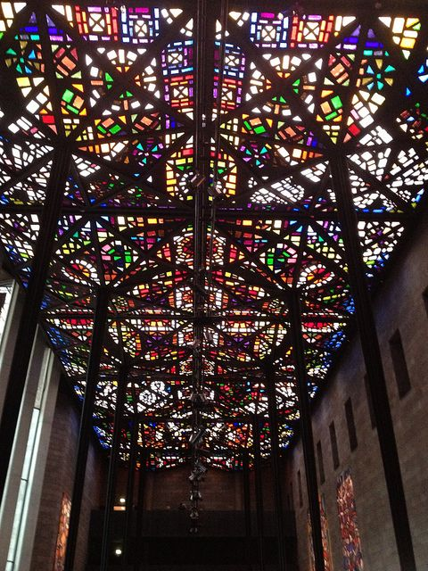 The Great Hall, National Gallery Of Victoria International, 180 St Kilda  Road, Melbourne.