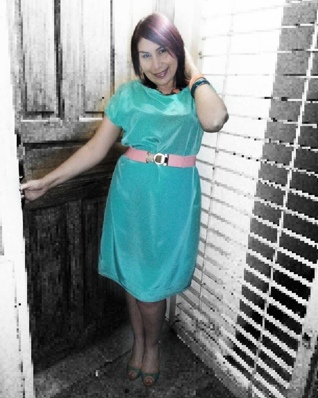 Así quedó mi vestido  #dress #sewing #sew #dressoftheday #vestido #sewingmachine #sewingproject #singermachine #me #diseñador #picoftheday #picture #fotografia #work #trabajo #hobbylobby #hobby #patronaje #patterndesign #pattern #sewcialists #sewcute