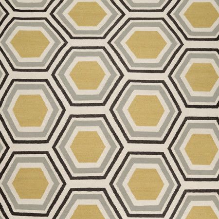 Hex Yellow Brown Yellow Area Rugs Yellow Brown Black Rug