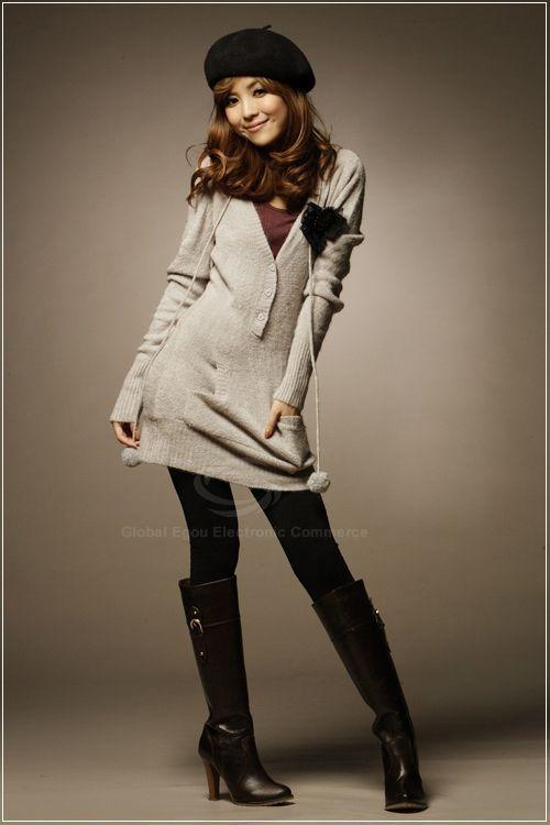 Morden Style Slimming Elastic Black Cotton Blend Leggings For Women (BLACK,ONE SIZE) China Wholesale - Sammydress.com