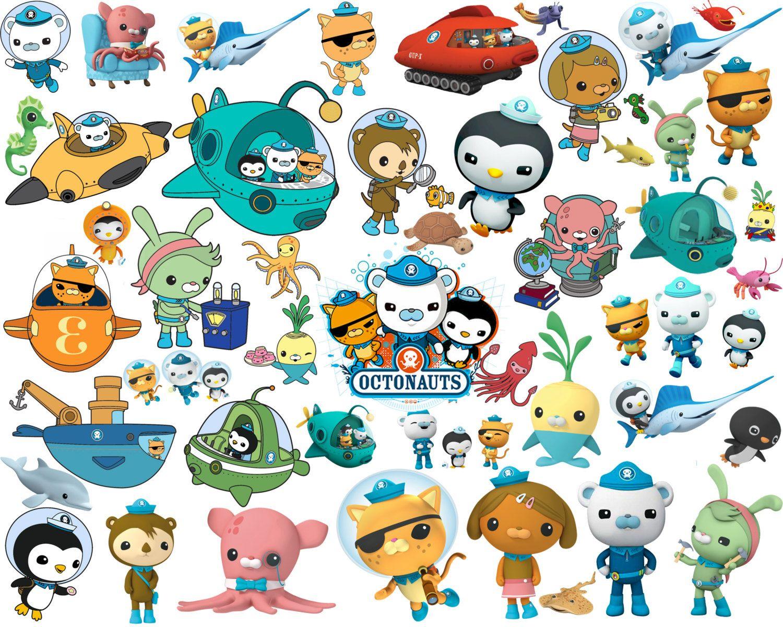 Image Result For Octonaut Animals Octonauts Cartoon Clip Art