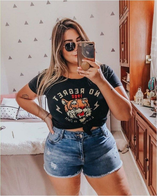 Photo of 34+ Streetwear Plus Size Outfits To Make You Confident 💖