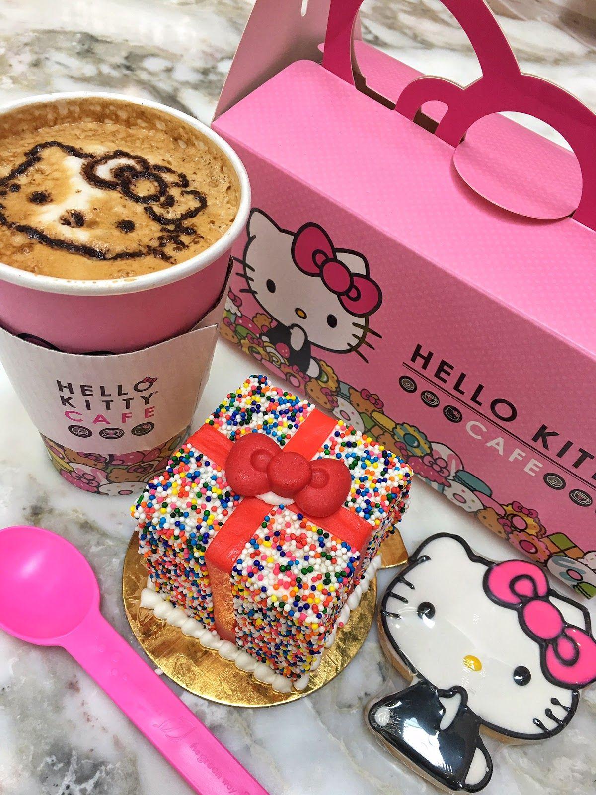 La Locals Love Hello Kitty Cafe Life In Wanderlust Kitty Cafe Hello Kitty Cake Cafe Hello Kitty