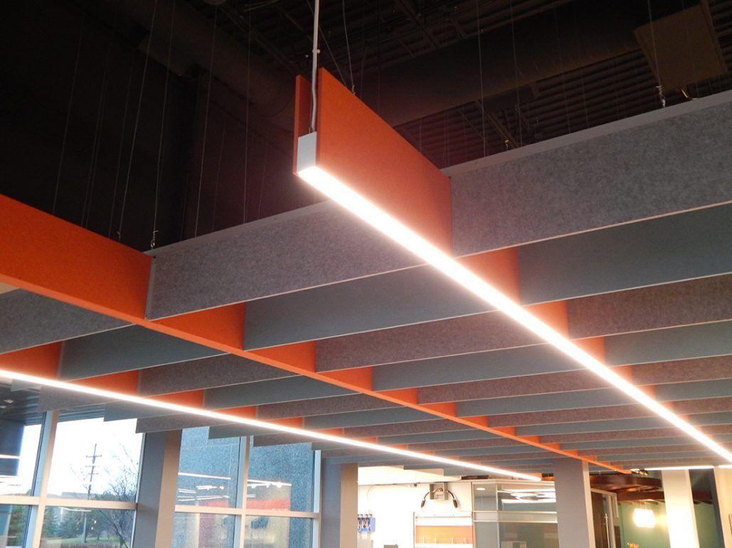 Kirei echopanel geometric tiles building for health - Echopanel Panels Kirei Usa