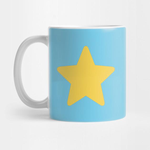 Steven Universe Star Movie Steven Universe The Movie Mug Teepublic Steven Universe Logo Mugs Star Logo