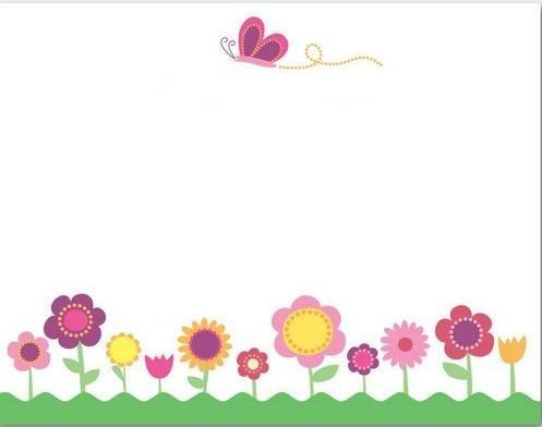 Bordes Infantiles Para Tarjetas De Cumpleanos Wallpapers | Real ...