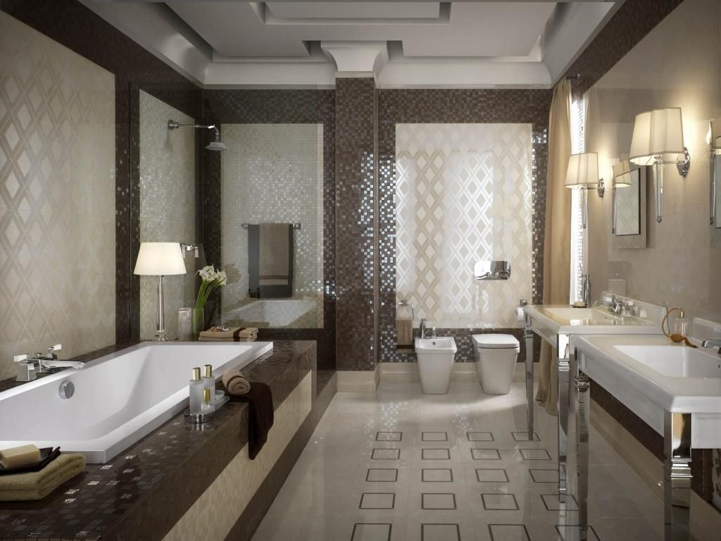 Luxury bathroom design with wall lighting ideas also lamps desk