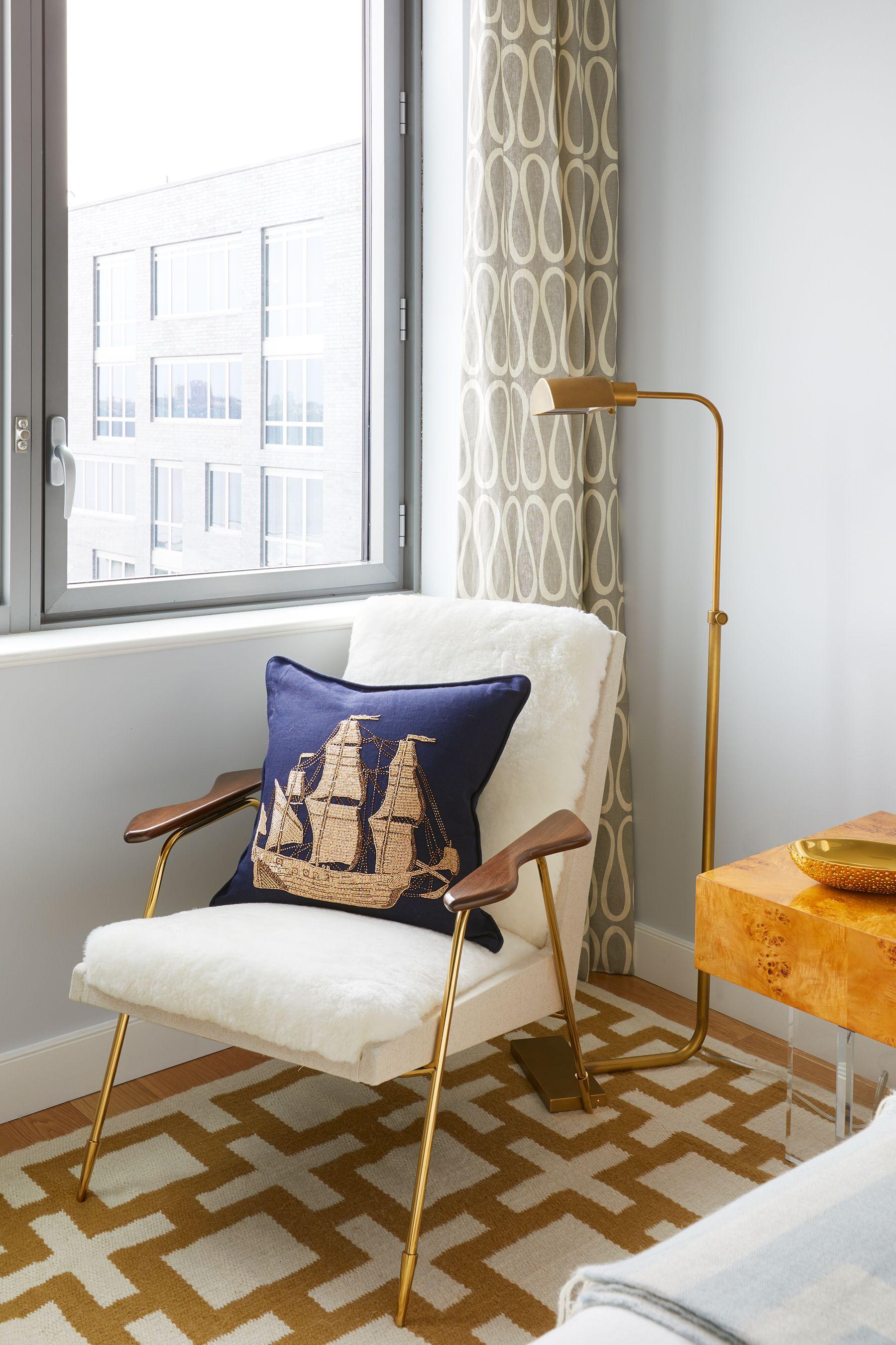 Jonathan Adler Ingmar Chair In 2019 606 West 57th Street Chair