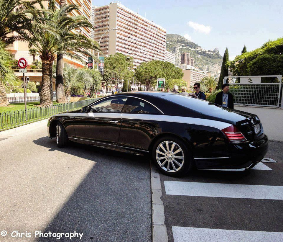 Maybach 57 S Coupé Xenatec I Think This Costs About 8 Million Maybach Mercedes Benz Maybach Dream Cars