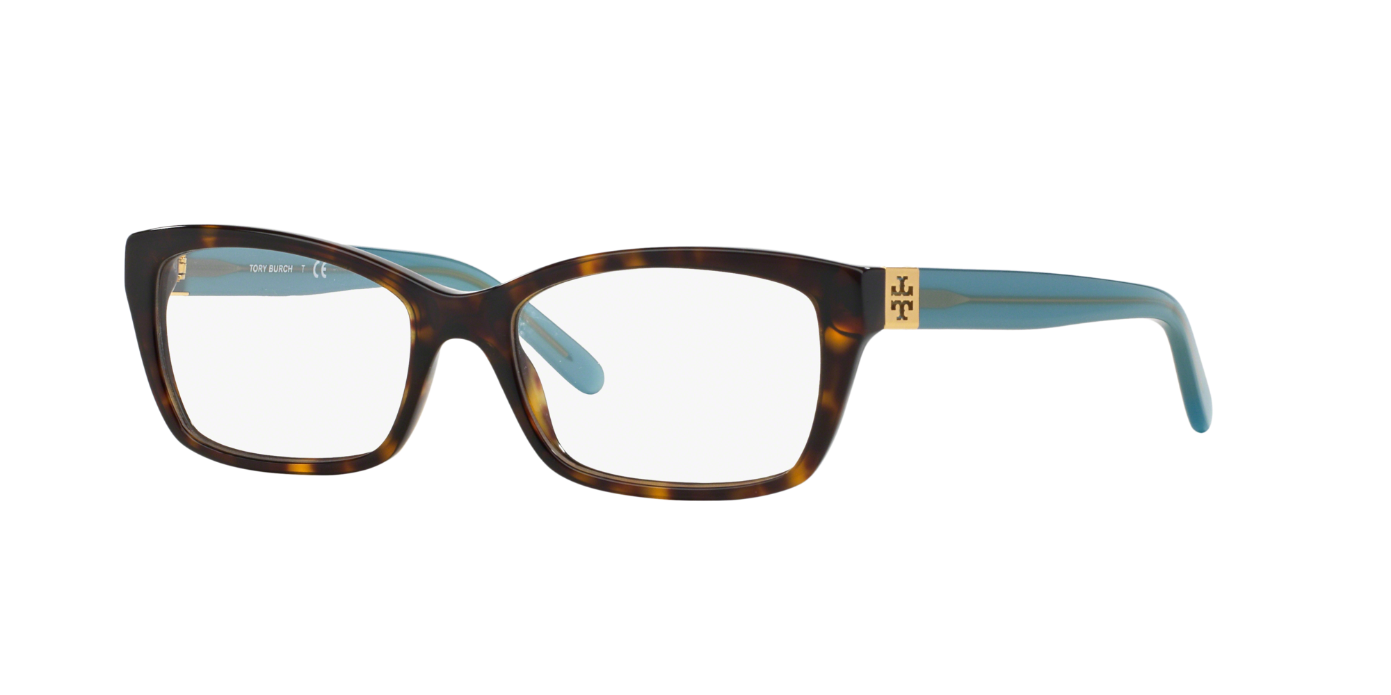 5570d9333e58 The colorful temple on these #toryburch frames make them fun and youthful. # eyewear #womensfashion