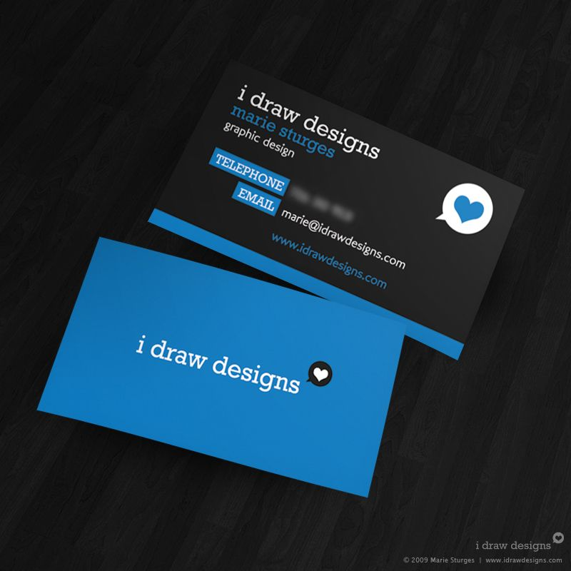 i draw designs business card business cards on creattica your source for design inspiration