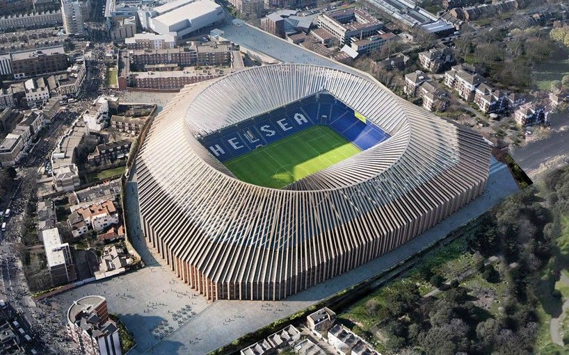 131214e03870 herzog   de meuron officially reveals plans for chelsea s new 60,000-seat  stadium