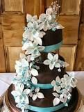turquoise and brown wedding ideas - Google Search