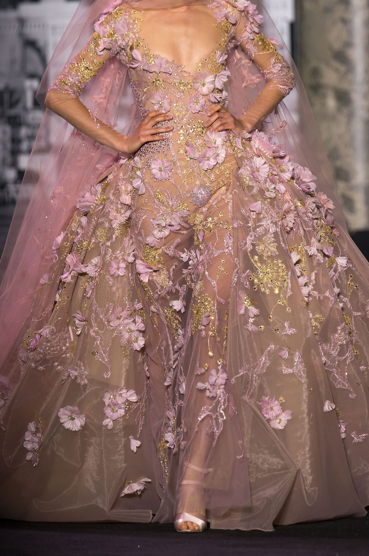 It's Couture... — analife: Elie Saab // Haute Couture - Fall 2016