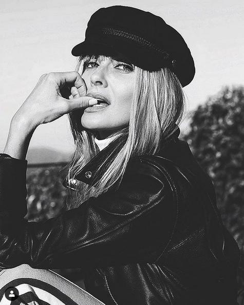 Izabella Scorupco Hat Fashion Film Historical