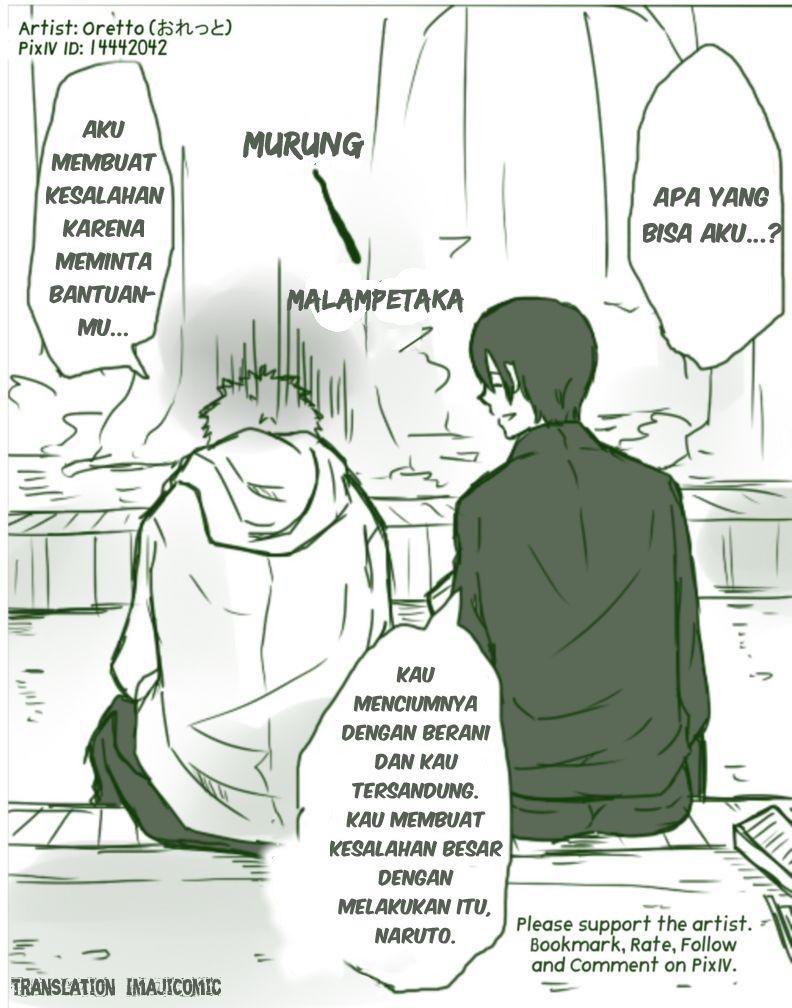 5 Komik NaruHina Kelemahan Naruto Part 2 Komik