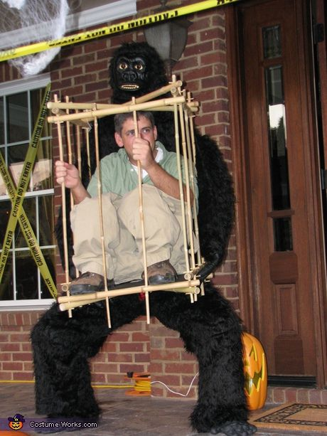 65 Coolest DIY Illusion Costumes Idea man, Illusions and Costumes - 4 man halloween costume ideas