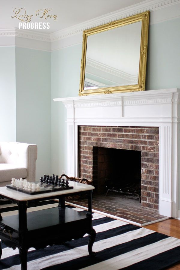 We Found The Perfect Color In Benjamin Moore Opal Essence