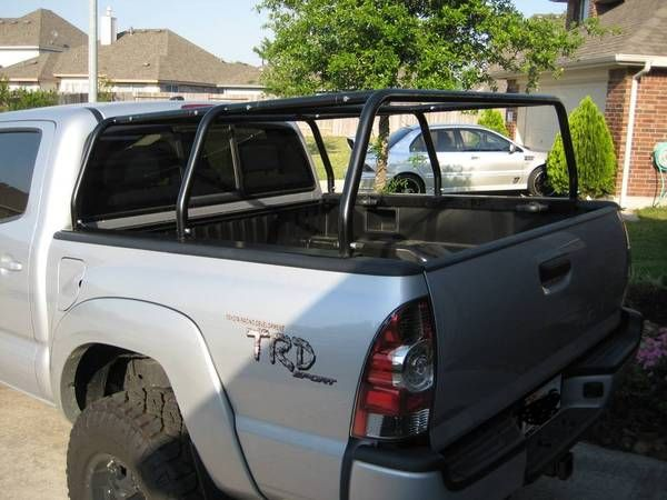 All Pro Bed Rack First One Tacoma Bed Rack Truck Tent Kayak Rack
