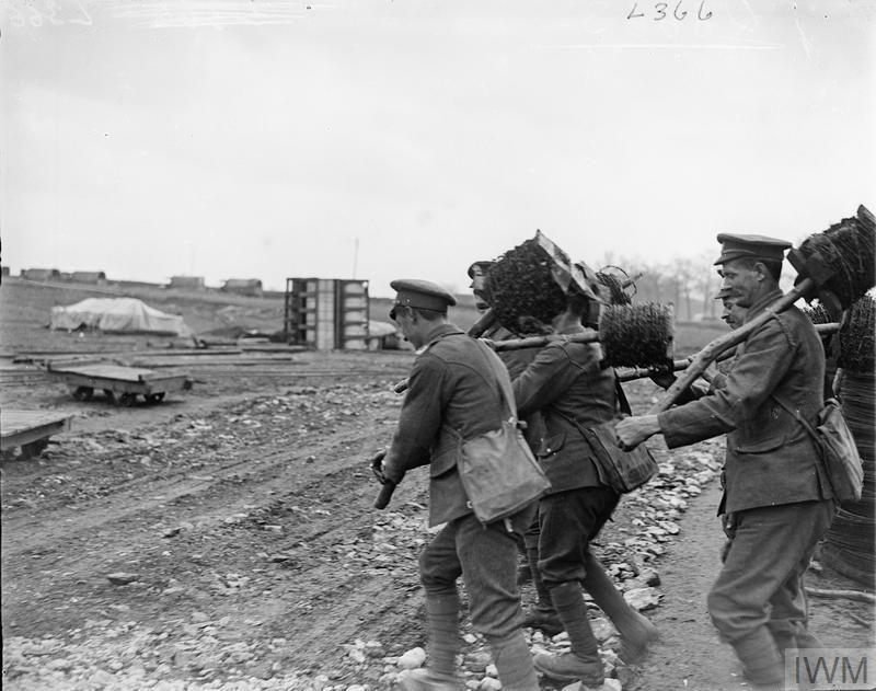 WWI, 3 April 1918