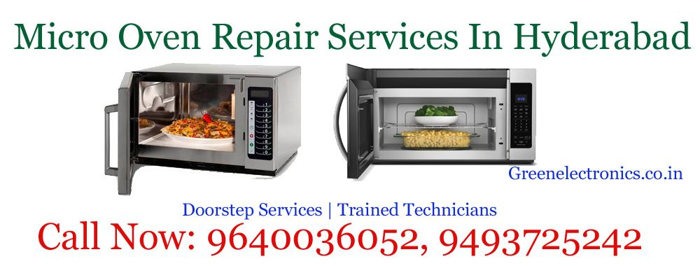 Our Expert Professionals Render Reliable Service And Repair For Micro Oven Products We Satisfy The Customers By Providing Original Spare Parts As A