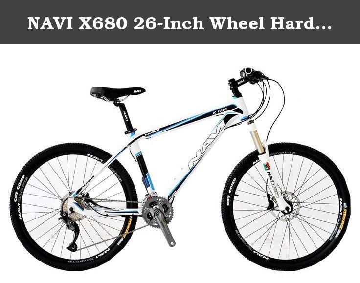 NAVI X680 26-Inch Wheel Hardtail Shimano Alivio 27-Speed Mountain ...
