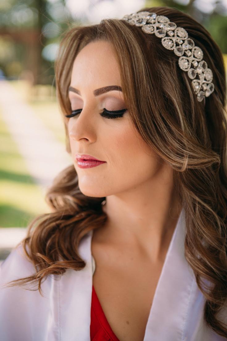 Pin em Penteados para noivas