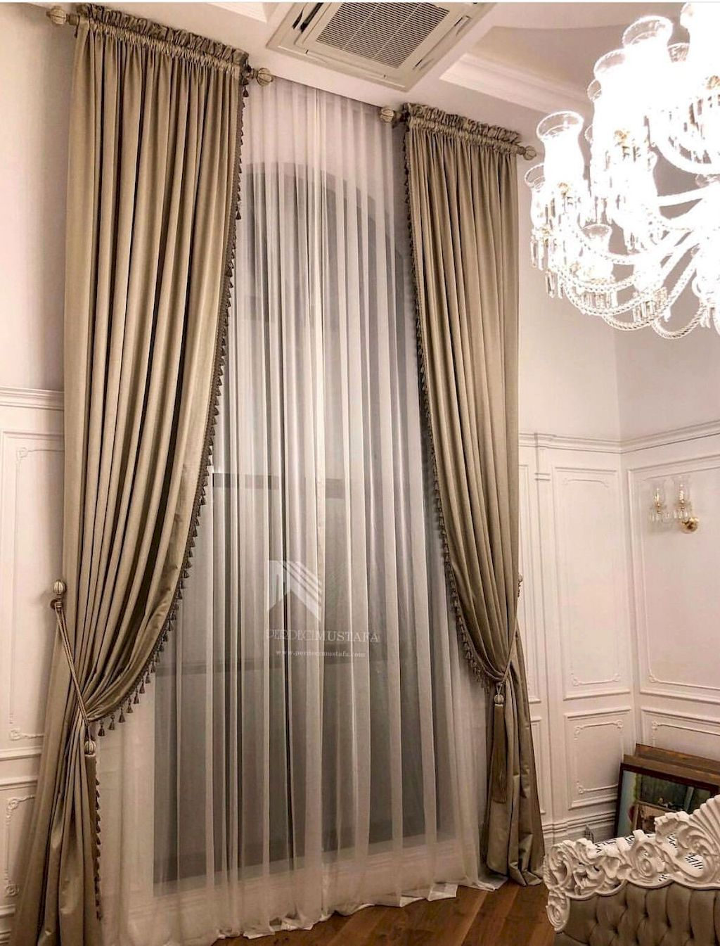 Superb Trendy Design Curtains Can Change Your Residence