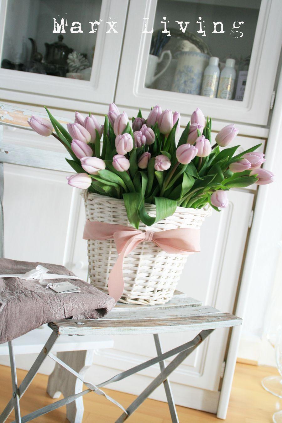 Blumengrüsse zum Valentinstag