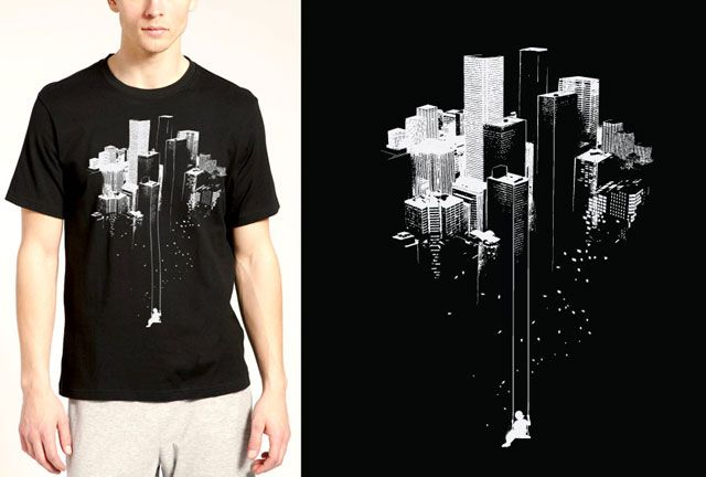 T Shirts Designs Ideas t shirt design ideas screenshot thumbnail 44 Cool T Shirt Design Ideas