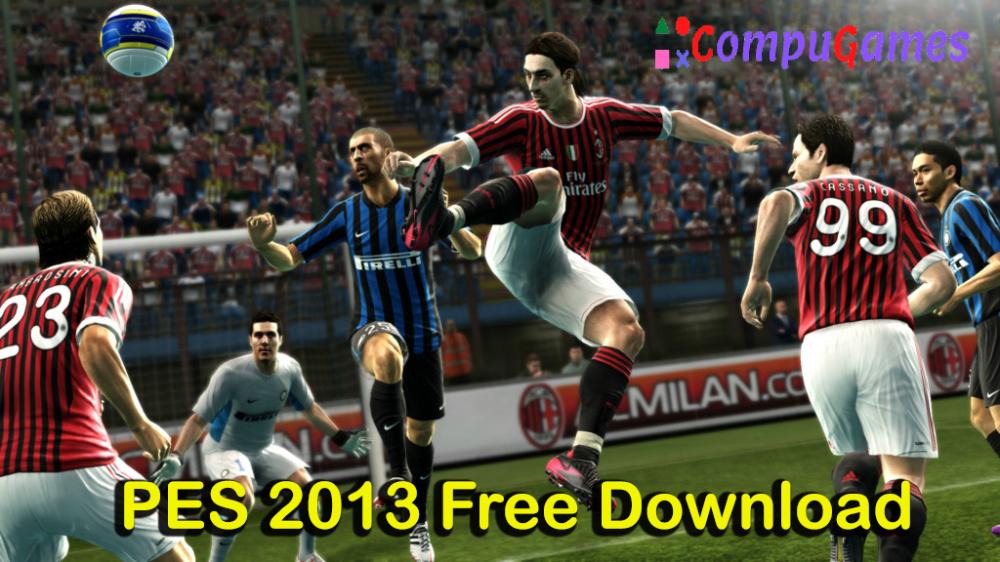 Pes 2013 Pc Game Download