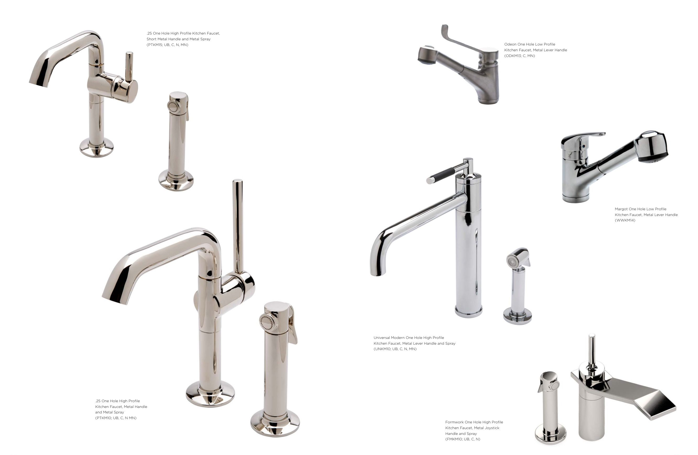 Pin by AMSA Showroom on Waterworks Kitchen & Bar Fixtures