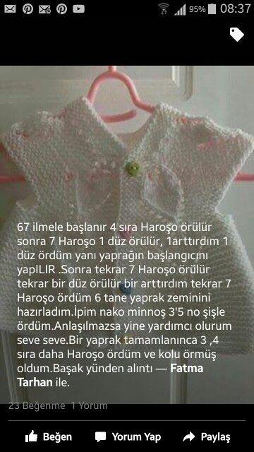 HUZUR SOKAĞI (Yaşamaya Değer Hobiler) | bebekler için örgüler ...