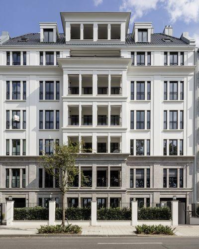 Wohnbebauung Cecilienallee . Düsseldorf | RKW Architektur + Städtebau