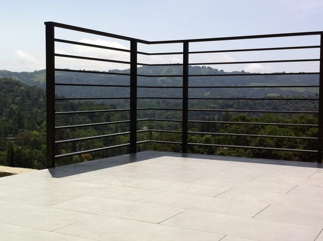 Best Deck Rail Modern Deck Railing Systems Modern Deck 640 x 480
