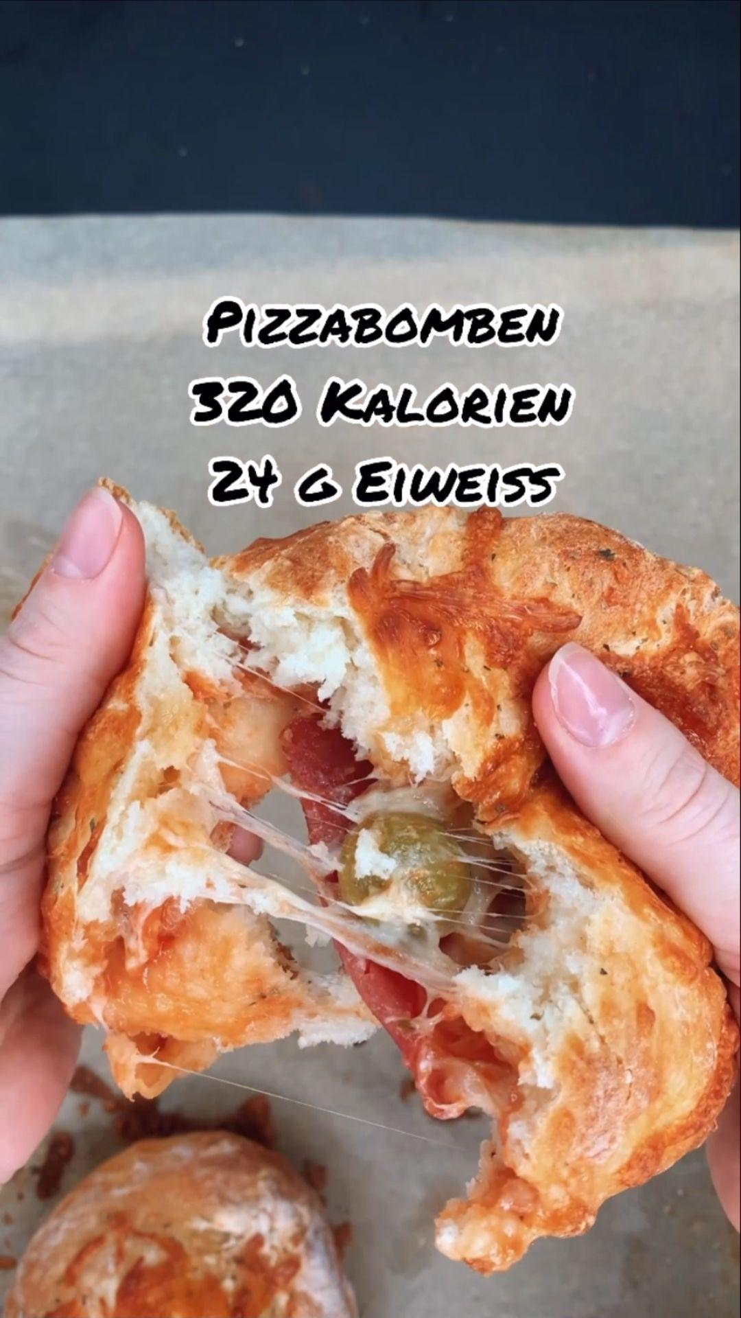 Pizza-Bomben