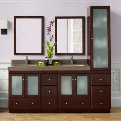 Awesome 60 Inch Vanity Cabinet