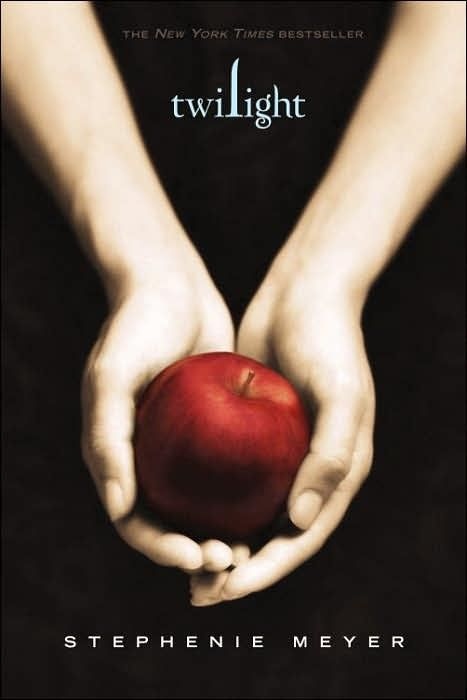 Twilight Saga - book 1.  This was my favorite in the series.