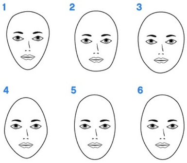 How To Find Your Face Shape And The Most Flattering Hairstyles For It Oval Face Hairstyles Oblong Face Hairstyles Oval Face Haircuts