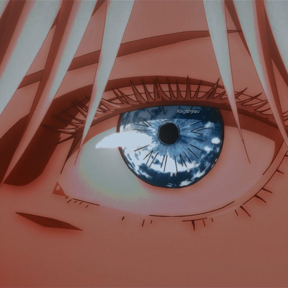 Gojo Satoru Eyes Wallpaper Anime Wallpaper Live Anime Eyes