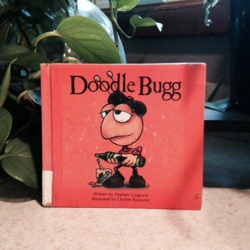Doodle Bugg (Bug Books) | Used, Rare, Vintage and Out of Print Books - www.ValiumBlueBooks.com #Books
