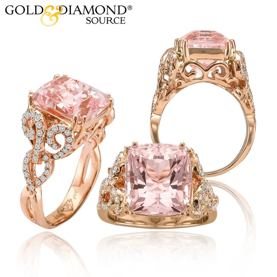 Fantastic Diamond Source Coins G From Juleve Collection Exclusively At G Diamond Source A One Akind Morganite From Juleve Collection Exclusively At G Diamond Source A G Diamond Source Commercials wedding diamonds Gold And Diamond Source