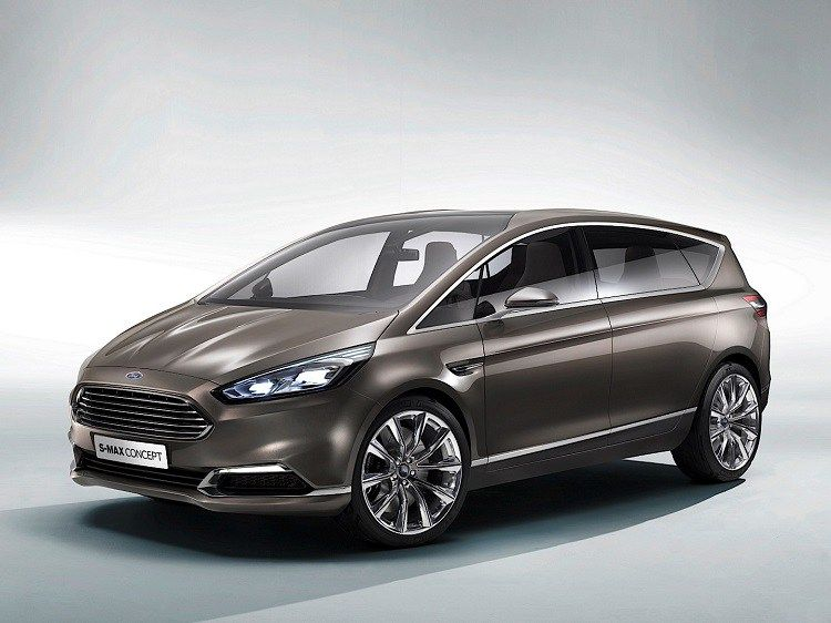 2018 Ford S Max Titanium Sport Redesign 2018 Ford S Max Titanium Sport Will Be Available Afterward This Year Achievable In Early 2018 Concept Cars Ford Car