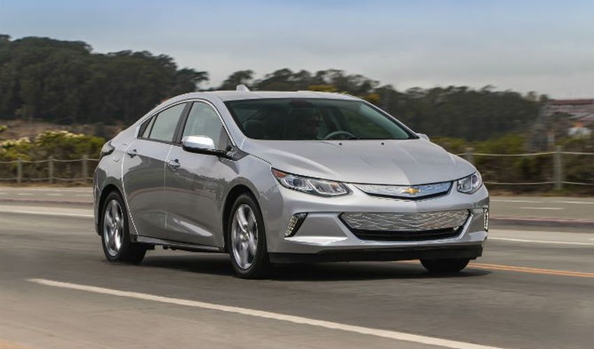 2019 Chevy Volt Price Specs Interior And Release Date Rumor