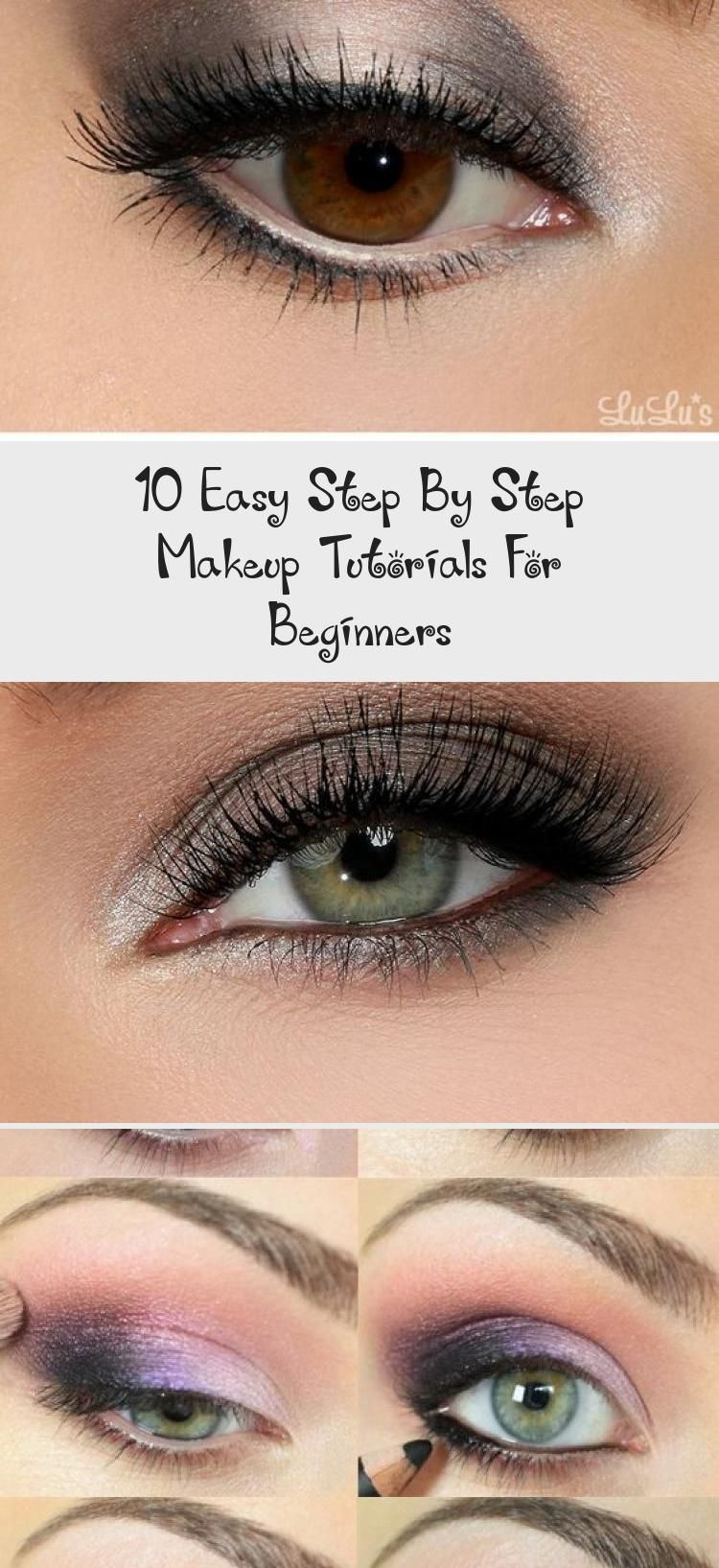 Photo of 10 Easy Step By Step Makeup Tutorials For Beginners – MAKEUP