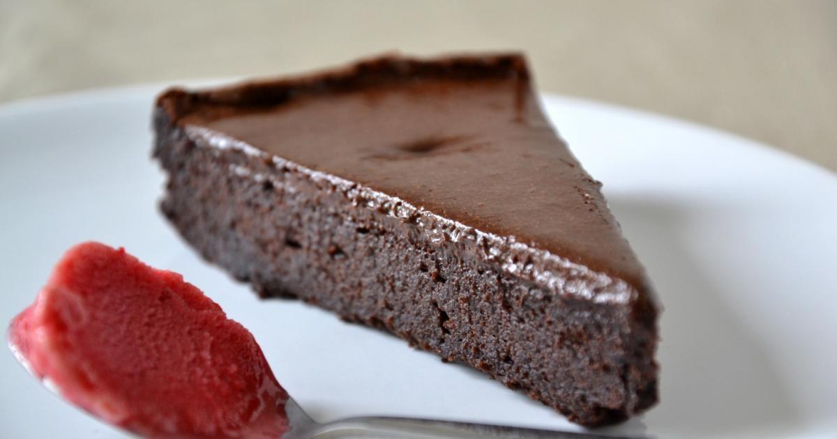 Gâteau au chocolat 3 étoiles   Recette   Gateau chocolat ...
