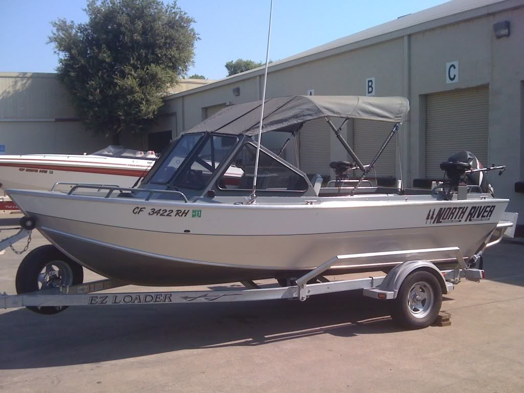 2006 north river seahawk 18 39 offshore bracket suzuki 140 for Seahawk fishing boat