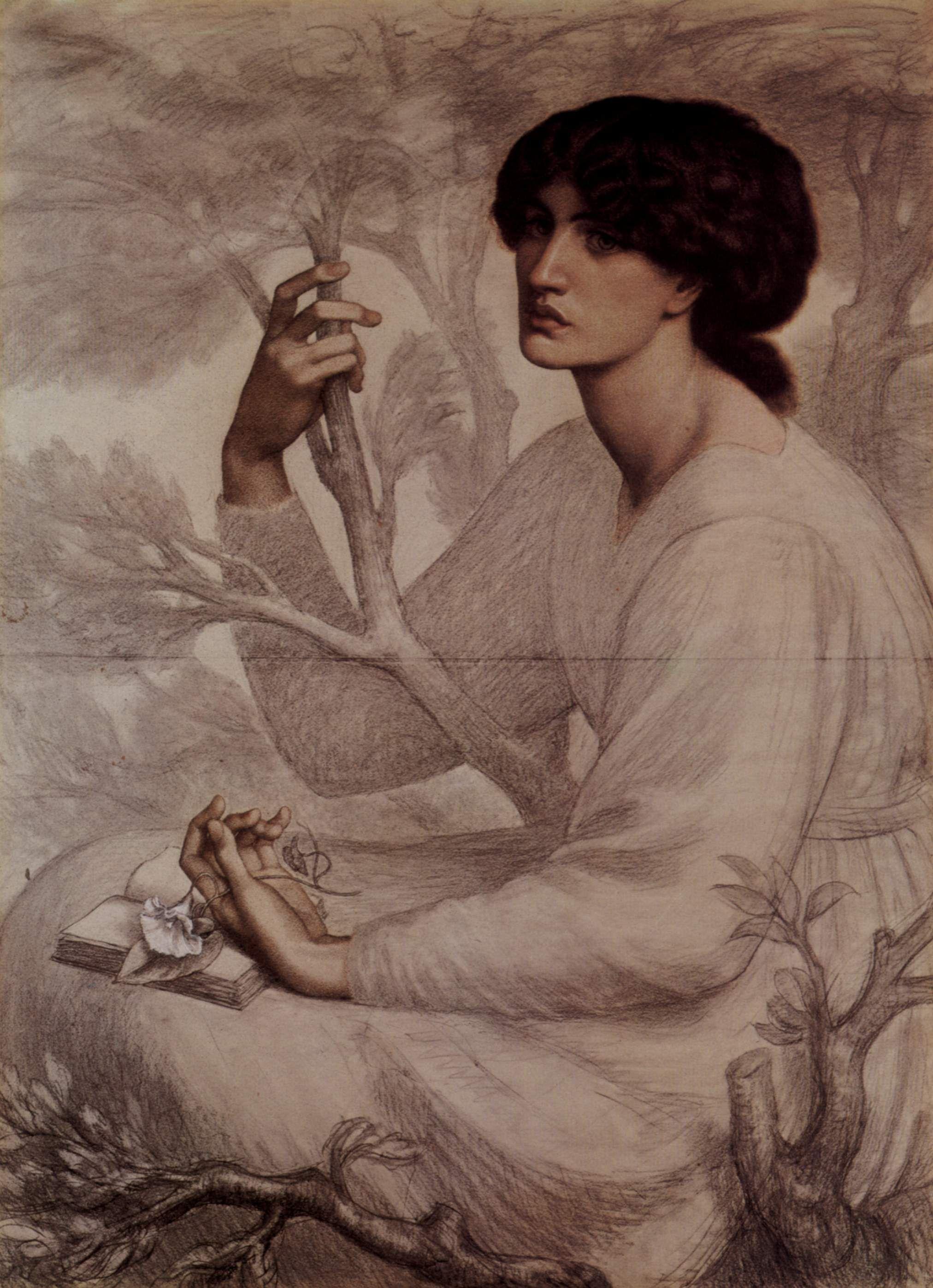 Dante Gabriel Rossetti photo #6977, Dante Gabriel Rossetti image