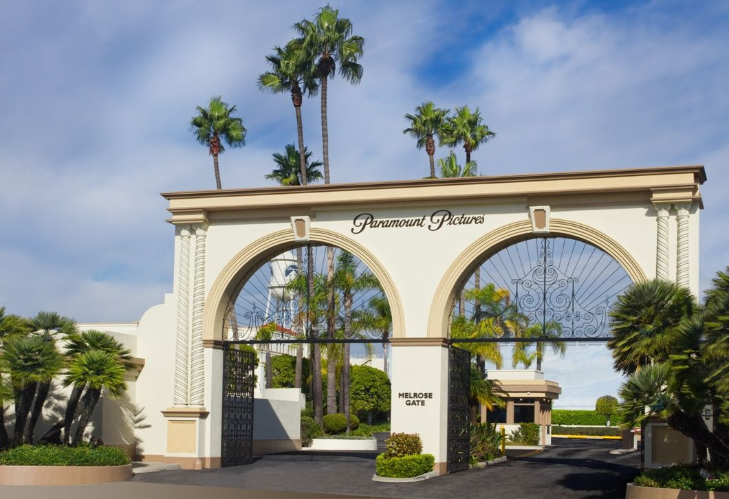 California, Los Angeles, Hollywood, Paramount Studios