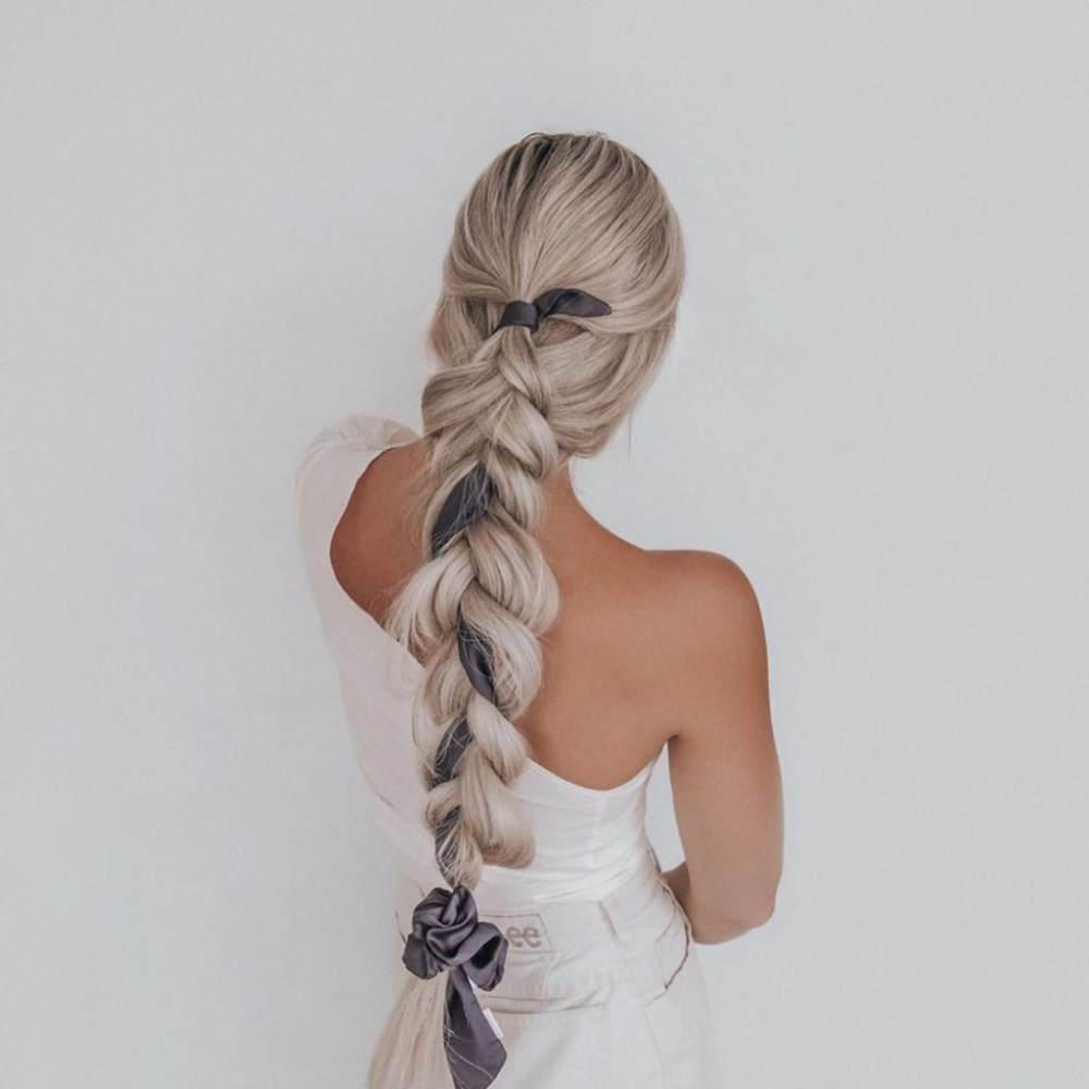 Top 10 Braided Hairstyles And Tutorials In 2020 Spring Easy To Make In 2020 Braided Hairstyles Short Black Hairstyles Braids For Long Hair